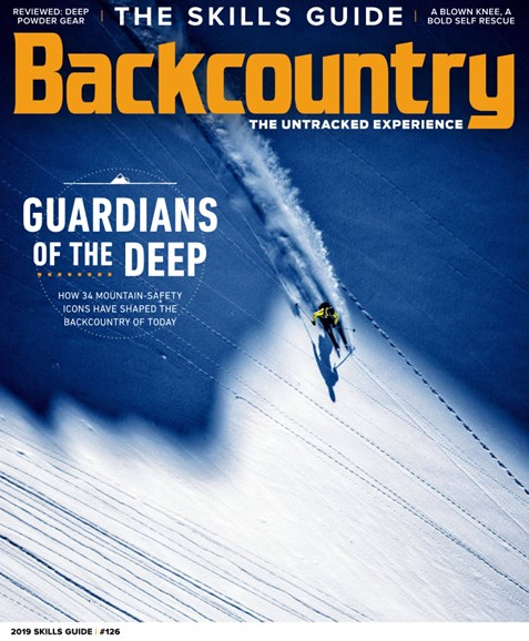 Backcountry Cover - 2/1/2019