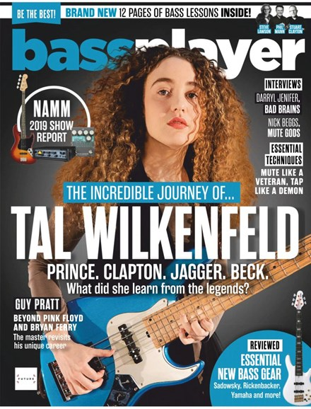 Bass Player Cover - 4/1/2019