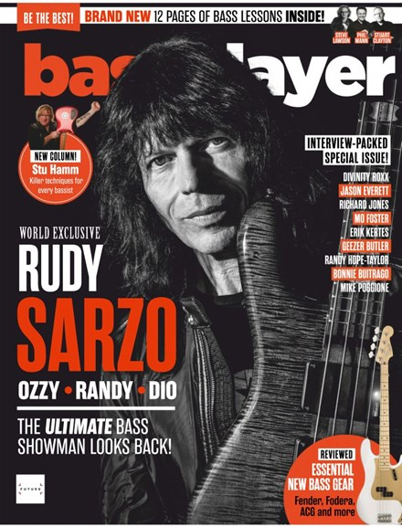 Bass Player Cover - 2/1/2019