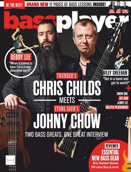 Bass Player Cover - 3/1/2019