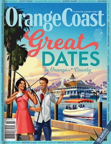 Orange Coast Cover - 2/1/2019