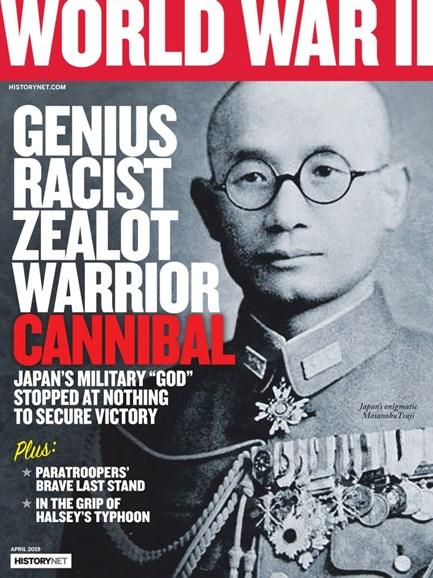 World War II Cover - 4/1/2019