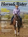 Horse & Rider Magazine | 12/2018 Cover