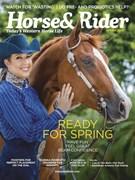 Horse & Rider Magazine 3/1/2019