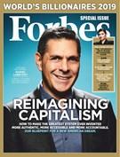 Forbes Magazine 3/31/2019