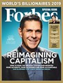 Forbes Magazine | 3/31/2019 Cover