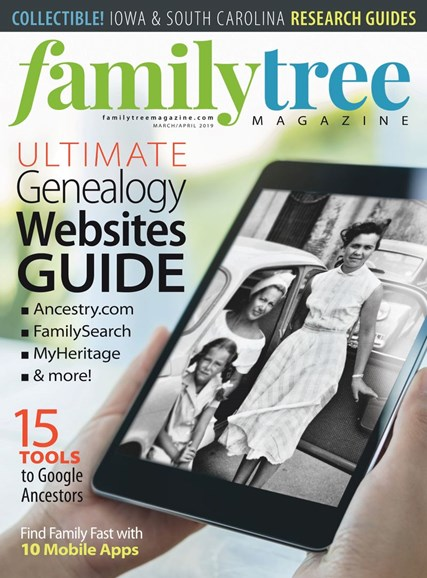 Family Tree Cover - 3/1/2019