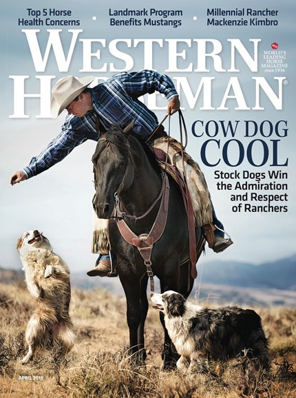 Western Horseman Cover - 4/1/2019