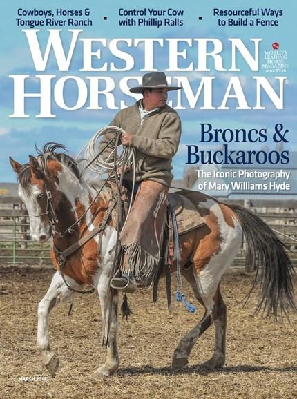 Western Horseman Cover - 3/1/2019