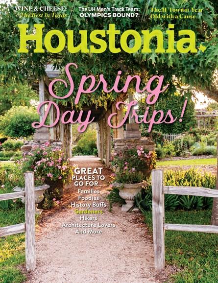 Houstonia Cover - 3/1/2019
