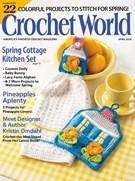 Crochet World Magazine 4/1/2019