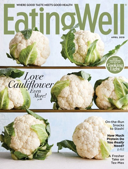 EatingWell Cover - 4/1/2019