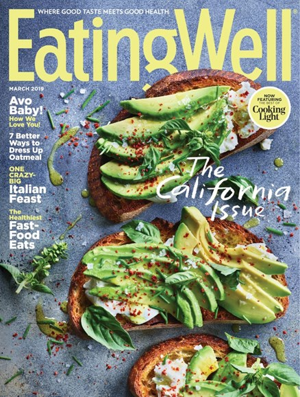 EatingWell Cover - 3/1/2019
