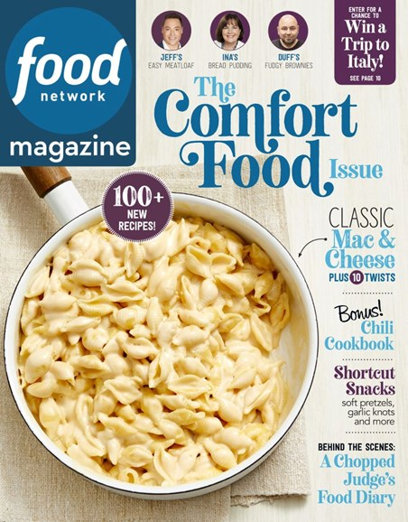 Food Network Cover - 3/1/2019
