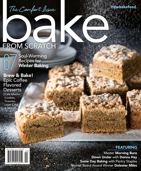 Bake From Scratch Cover - 1/1/2019
