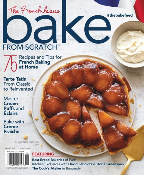 Bake From Scratch Cover - 3/1/2019