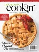 Louisiana Cookin' Magazine | 3/2019 Cover
