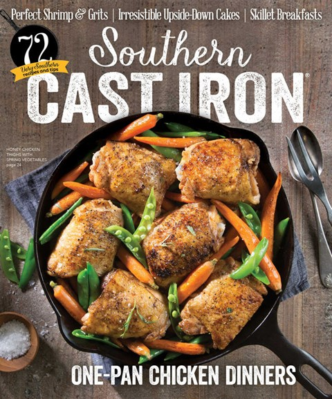 Southern Cast Iron Cover - 3/1/2019