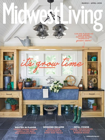 Midwest Living Cover - 3/1/2019