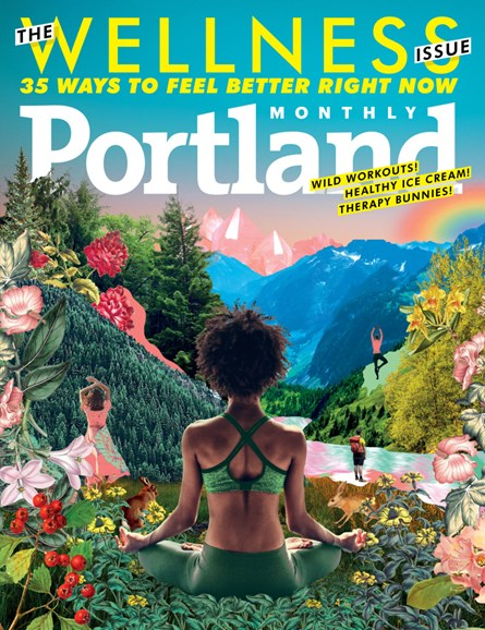 Portland Monthly Cover - 2/1/2019