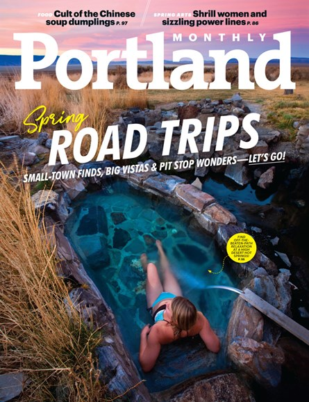 Portland Monthly Cover - 3/1/2019