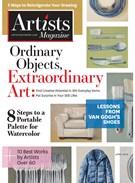 Artists Magazine 4/1/2019
