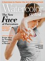 Watercolor Artist Magazine | 4/2019 Cover