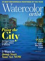 Watercolor Artist Magazine | 2/2019 Cover