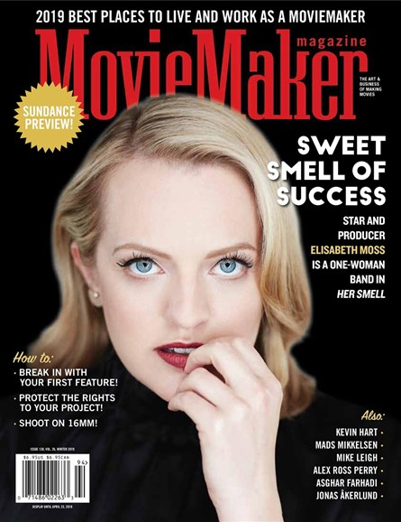 Moviemaker Magazine Cover - 1/1/2019