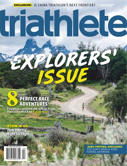Triathlete Cover - 3/1/2019