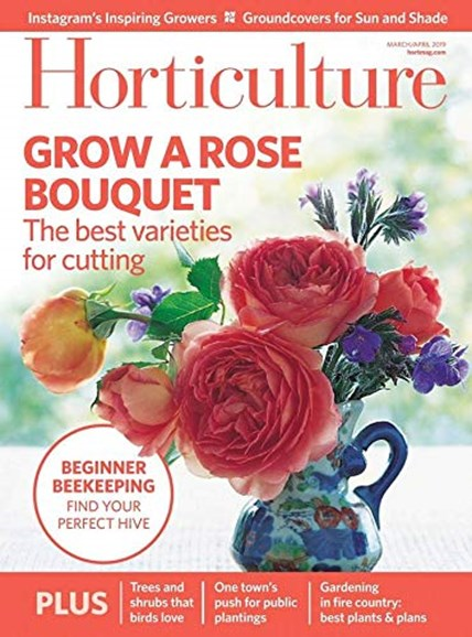 Horticulture Cover - 3/1/2019