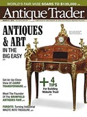 Antique Trader Magazine | 3/27/2019 Cover