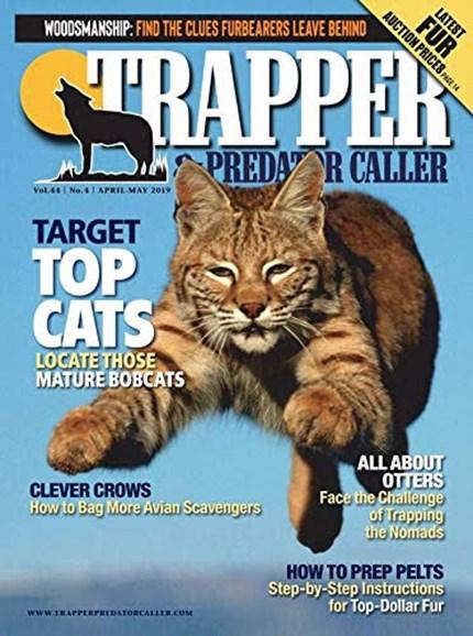 Trapper & Predator Caller Cover - 4/1/2019