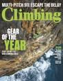 Climbing Magazine | 4/2019 Cover