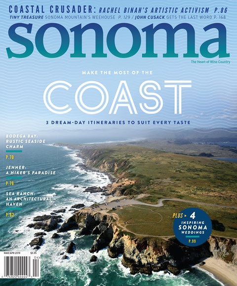 Sonoma Cover - 3/1/2019