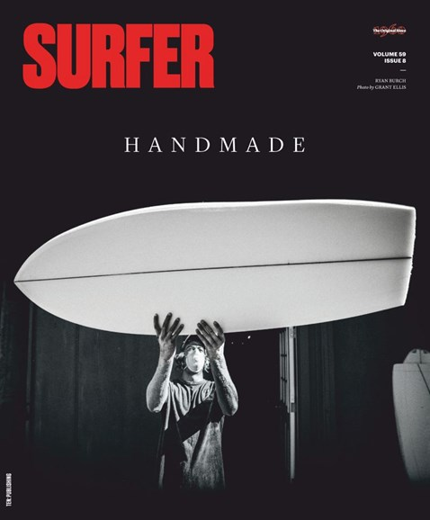 Surfer Cover - 2/1/2019
