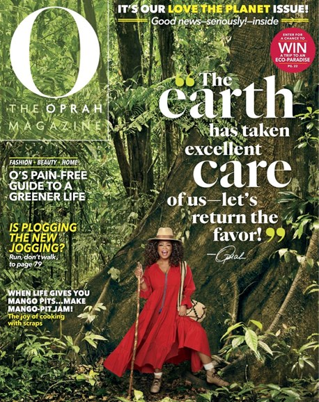 O The Oprah Cover - 4/1/2019