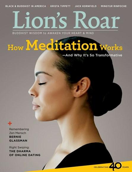 Lion's Roar Cover - 3/1/2019