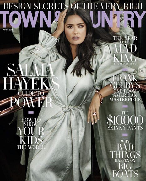 Town & Country Cover - 4/1/2019