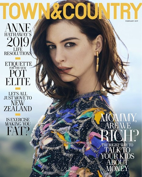 Town & Country Cover - 2/1/2019