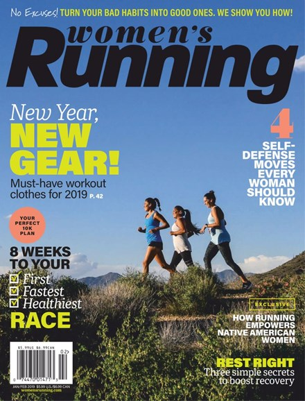 Women's Running Cover - 1/1/2019
