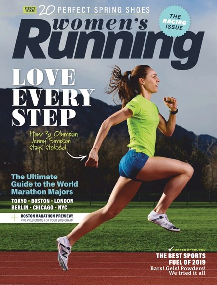Women's Running Cover - 3/1/2019