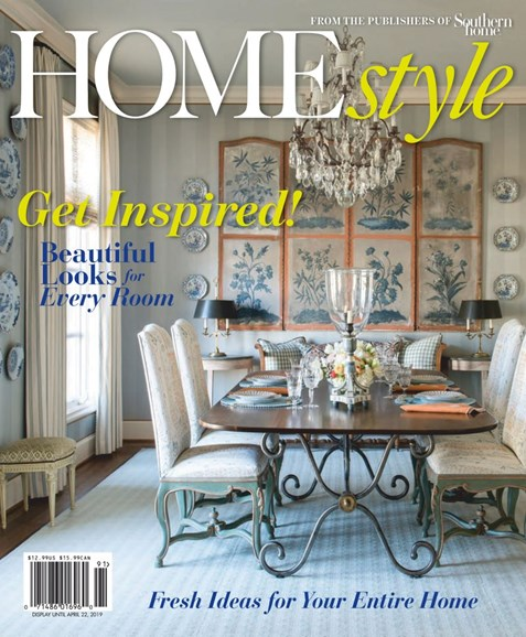 Southern Home Cover - 4/1/2019