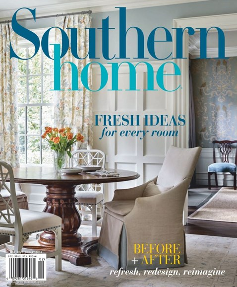Southern Home Cover - 1/1/2019