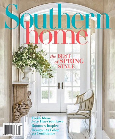 Southern Home Cover - 3/1/2019