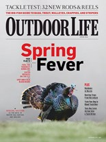 Outdoor Life | 3/2019 Cover