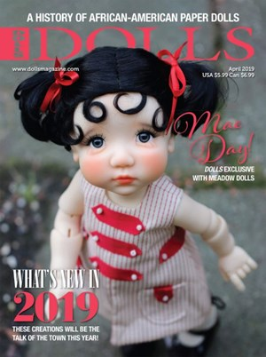 Dolls Magazine | 4/2019 Cover