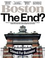 Boston Magazine | 2/2019 Cover