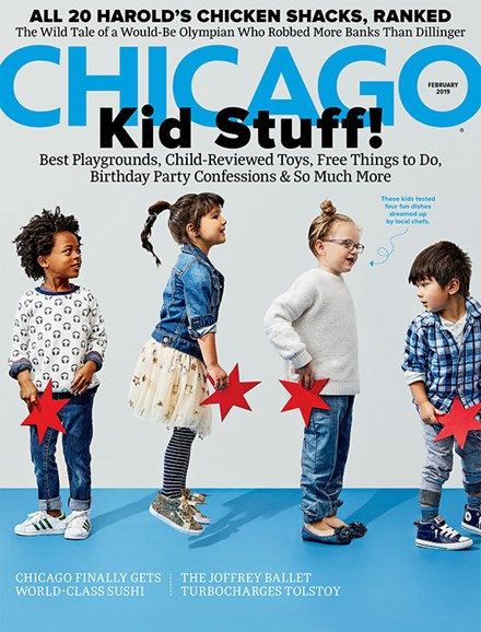 Chicago Magazine Cover - 2/1/2019