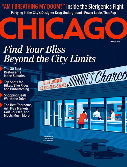 Chicago Magazine Cover - 3/1/2019